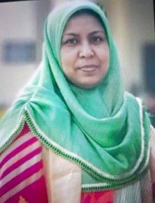 Shafia Afroz Sorwar PhD