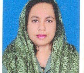 Zakia Sultana